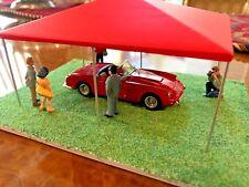EXOTO STUDIO ARTISTIQUE | BEST OF SHOW | AMR Ferrari 250 GT Pininfarina Diorama