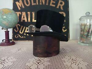 Ancienne forme à chapeau en bois modiste chapelier