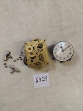 2 VINTAGE ALARM CLOCK MOVEMENTS FOR PARTS 1 FROM BIG BEN, 1 INGERSOLL