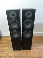 Two Advent AS2 Floor standing Tower Speakers
