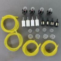 Fuel Filter Line Primer Bulb Kit For Poulan Weed Eater Gas Trimmer 4 Sizes