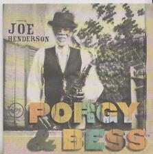 JOE HENDERSON   CD   PORGY & BESS