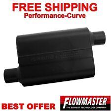 "Flowmaster Super 44 Series Muffler 409 Stainless 2.5"" O/O 842548"