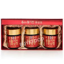 Korean Red Ginseng Extract 100g(3.5oz) x 3 bottles by Daedong Korea Ginseng Co.
