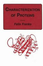 Characterization of Proteins (Biological Methods)