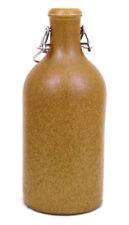 Battle Merchant Tonflasche m. Bügelverschluss 0,5l Trinkflasche Mittelalter LARP