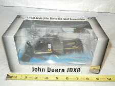 John Deere JDX8 Snowmobile   By Lone Tree Creek   1/16th Scale