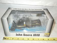John Deere JDX8 Snowmobile   By Lone Tree Creek   1/16th Scale