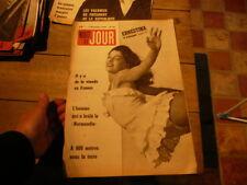 magazine hebdomadaire NUIT ET JOUR  n° 141 1947 ernestina la kidnappee