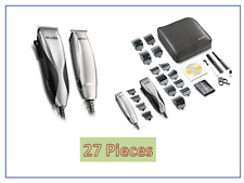 Andis Promotor Barber Professional Hair Trimmer Clipper Combo Set 27 Pieces Kit