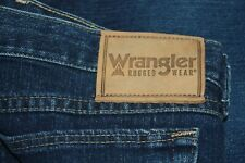 Wrangler  62 x 34 Men`s Rugged Wear Jeans