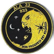 SPANISH AIR FORCE 233 SQN ALA 23 MQ-9B PREDATOR ECUSSON  PARCHE TOPPA PATCH