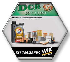 KIT TAGLIANDO PEUGEOT BOXER 2.8 HDI 107KW DAL 04.04 + OLIO TOTAL 5W40