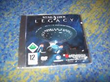 Star Trek Legacy PC successeur Tchékov Command 3 Neuf et dans son emballage d'
