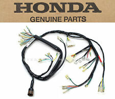 New Genuine Honda Main Wire Harness 69-71 CB750K CB 750 Four Engine Wiring #E28