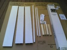 BRAND NEW:  Fireplace BASIC SURROUNDS ( Mantel & Flute Columns NOT Included)