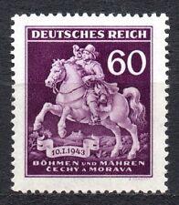 Germany / Bohmen und Mahren - 1943 Stamp day Mi. 113 MNH