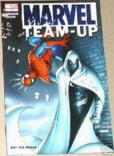 Spiderman Marvel Team Up 7 Giveaway Promo 2Nd Print Htf