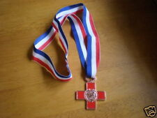 China Ordos City Red Cross Medal