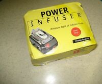 """ZOLL Mobile Power Infuser Pump  M100B-3A """"NEW""""  FREE US SHIPPING"""