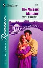 The Missing Maitland (Maitland Maternity Clinic: Prodigal Children #3)-ExLibrary