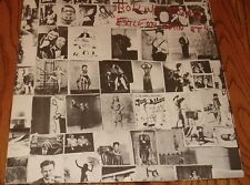 ROLLING STONES EXILE ON MAIN ORIGINAL FIRST PRESSING 2 LP SET WITH POSTCARDS