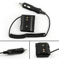 1x Car Charger Battery Eliminator Adapter Fit Yaesu VX-7R VX-6R VX-5R Radio UN