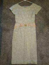 International Ladies Garment Union Workers Afl-Cio Vintage Dress Short Sleeve