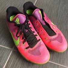 Nike Kobe Mambacurial XI Pink 836183-635 Size 10
