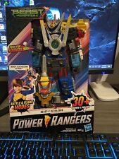*Brand New* Power Rangers Beast Morphers Beast-X Ultrazord Megazord