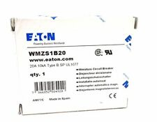NEW EATON WMZS1B20 CIRCUIT BREAKER