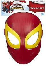 Ultimate Spider-Man Hero Mask Iron Spider