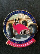 Disney pin 54823DCL Mediterranean Cruise 2007 Villefranche France Mickey ac26