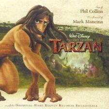 TARZAN - COMPILATION (CD)