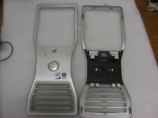 LOT OF TWO Dell precision 390 metal front panel 0u8287 u8287 0jh665 jh665