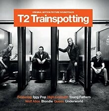 TRAINSPOTTING 2 OST CD  SOUNDTRACK (New Release January 2017)