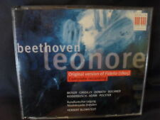 Beethoven - Leonore -Moser / Cassilly / Blomstedt -2CD-Box