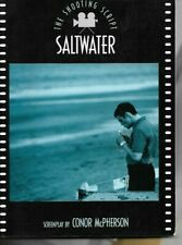 Saltwater screenplay by Conor McPherson (Paperback, 2001) script