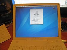 "New ListingApple PowerBook G4 15"" A1046 PowerPc 1.25Ghz 512Mb Ram 80Gb Hdd"