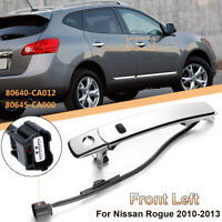 Front Left Side Outside Smart Entry Door Handle Chrome For Nissan Rogue