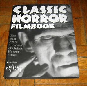 CLASSIC HORROR  FILMBOOK  HTF  FILMLAND CLASSICS