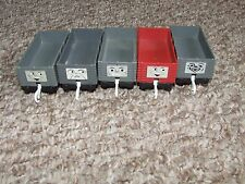 tomy thomas the tank troublesome  trucks x 5