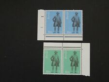 "Ireland Stamps SG 337/338 set of 2 in joined pairs MNH ""Edmund Burke"" issue 1974"
