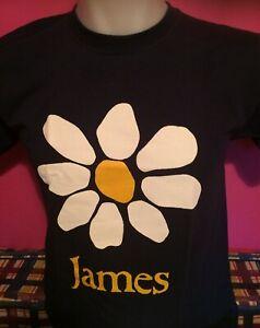 JAMES (80's ROCK MUSIC)  - COTTON T-SHIRT