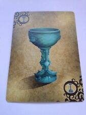 Oceans Chalice Spare / Replacement Card For Gamewright Forbidden Island Game