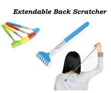 """Extendable Stainless Steel Handy Back Scratcher Massager Extends 28"""" Usa Seller"""
