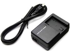 Battery Charger for AA-VF8 JVC Everio GZ-MG134 GZ-MG135 GZ-MG140 GZ-MG142 U New
