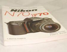 Nikon N70 F70 Latern Magic Book CAMERA GUIDE 7115001