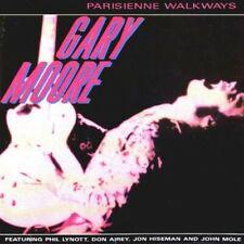 GARY MOORE - PARISIENNE WALKWAYS 1987 UK CD