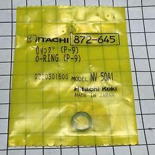 NEW GENUINE HITACHI AIR TOOL PARTS O-RING (P-9) 872-645 NV50A1 NV45AB NV83A2